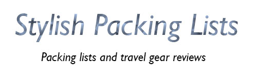 Stylish Packing Lists - Stylish Packing Lists for Millenials – Stay Stylish While Traveling